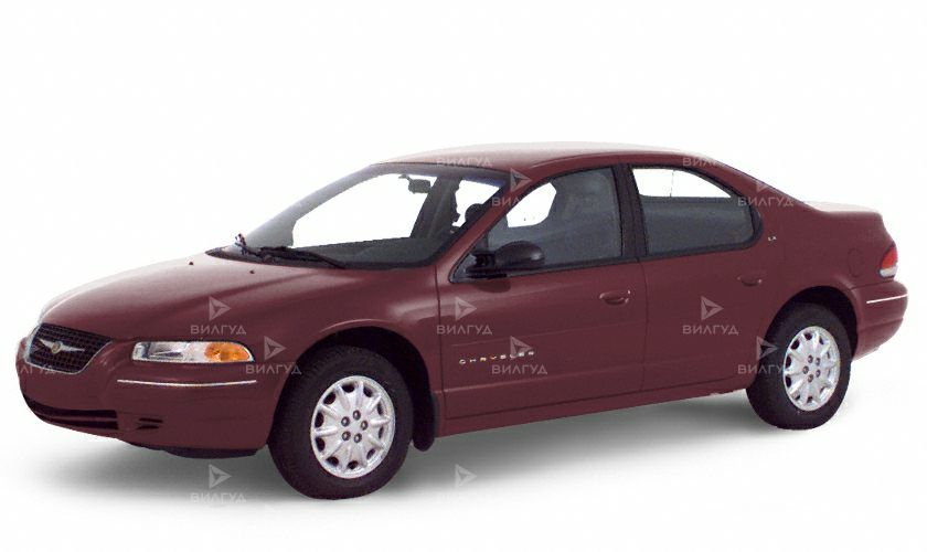Диагностика ошибок сканером Chrysler Cirrus в Клину