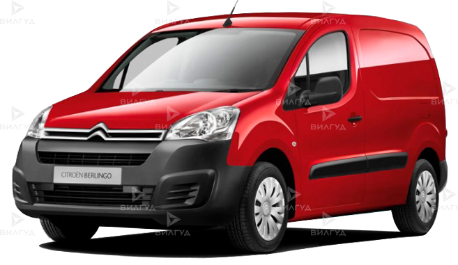 Диагностика ошибок сканером Citroen Berlingo в Клину